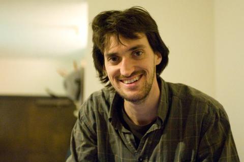 Benjamin Melançon, photographed by Kathleen Murtagh (2011)